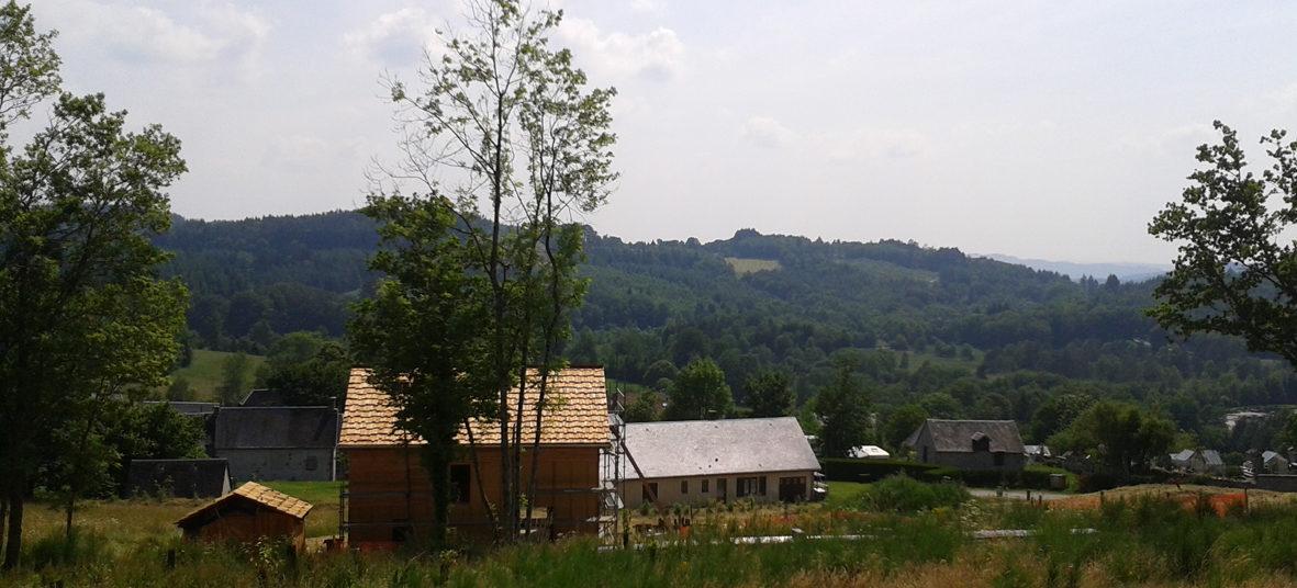 Écoquartier du Four a pain Faux-la-Montagne