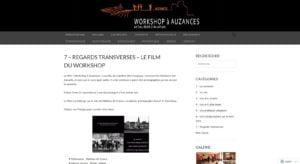 WORKSHOP À AUZANCES : Un lieu dédié à la culture