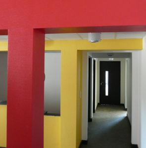Centre Social de Jouhet, à Guéret