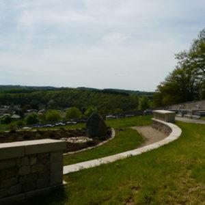 Columbarium et Jardin du Souvenir de Felletin