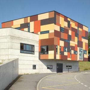 Conservatoire Départemental de Musique, à Guéret