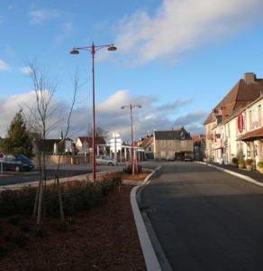 Place de l'Ancien Champ de Foire à Chénérailles