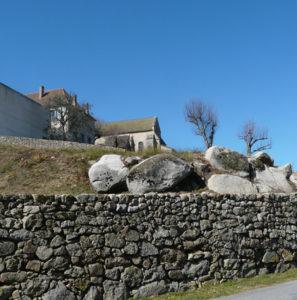 Terrasses de Saint-Georges, à Saint Georges-Nigremont