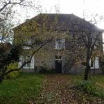 Maison de face, Champagnat